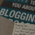 What no One Tells you About Blogging by Andy Piper, used by CC-A Permissions
