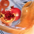 Shofar and Pomegranate